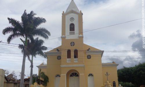 Cerro Corá - Igreja Matriz São João Batista