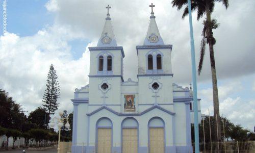 Chã de Alegria - Igreja de Nossa Senhora do Rosário