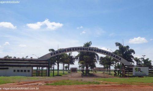 Chapadão do Céu - Parque de Exposições Agropecuárias