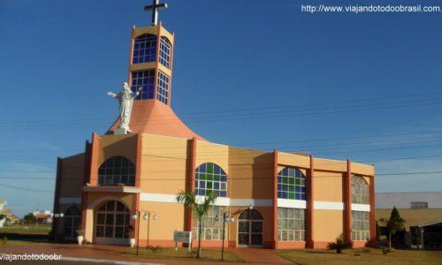 Chapadão do Sul - Igreja Matriz São Pedro Apóstolo