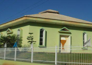 Conceição do Castelo - Igreja Nossa Senhora Aparecida