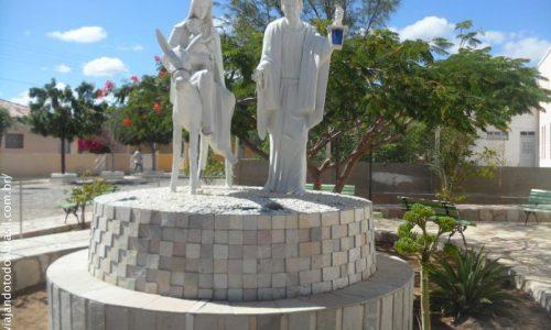 Congo - Imagem em homenagem a Sagrada Família