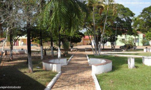 Corguinho - Praça da Matriz