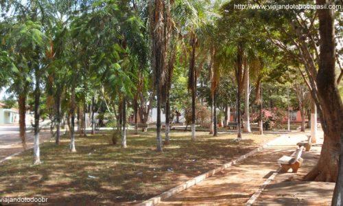Corguinho - Praça Teophilo Massi