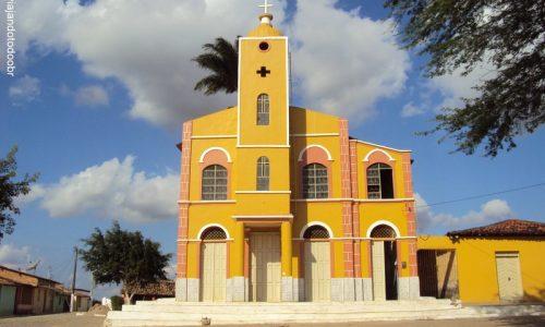 Correntes - Igreja de Nossa Senhora da Conceição (Distrito de Poço Comprido)