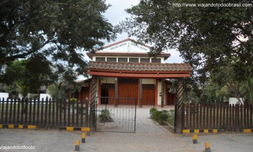 Corumbá - Igreja de Immaculada Concepcion na Bolívia