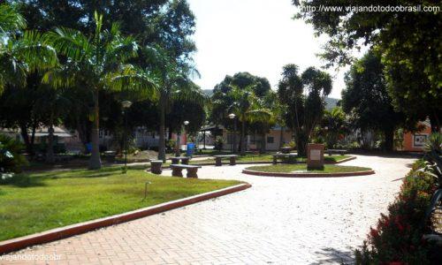 Coxim - Praça Selvio Ferreira