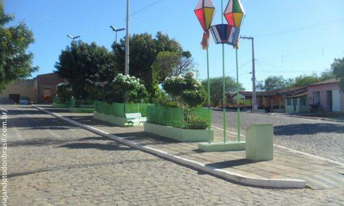 Coxixola - Praça Maria Anunciata das Neves Moura