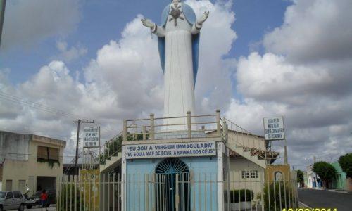 Craibas - Imagem em homenagem a Nossa Senhora da Conceição