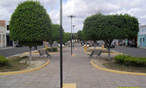 Craibas - Praça Manoel Nunes