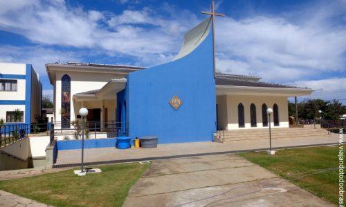 Cruzeiro - Igreja de Nossa Senhora das Dores