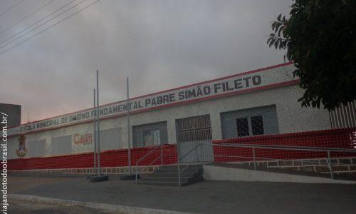 Cubati - Escola Municipal Padre Simão Fileto