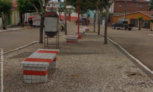 Cuité de Mamanguape - Praça Antônio Miguel