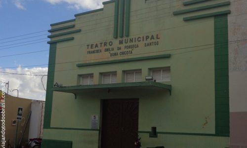Cuité - Teatro Francisca Emília da Fonseca Santos