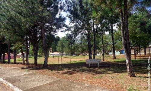 Cumari - Praça do Setor Era