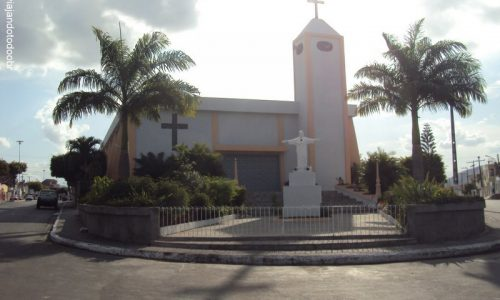 Cupira - Igreja de São João Batista