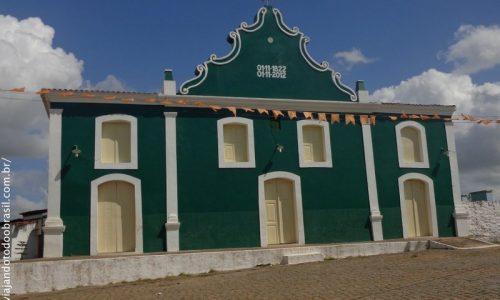 Curral de Cima - Igreja São Miguel