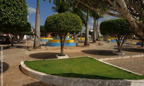 Curral de Cima - Praça da Pedra