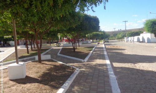Curral Velho - Praça Nossa Senhora das Graças