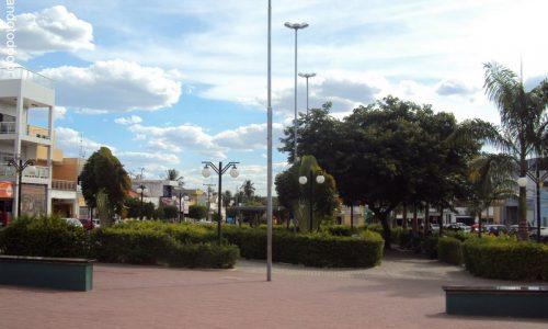 Custódia - Praça Padre Leão