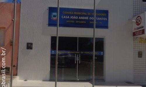Damião - Câmara Municipal