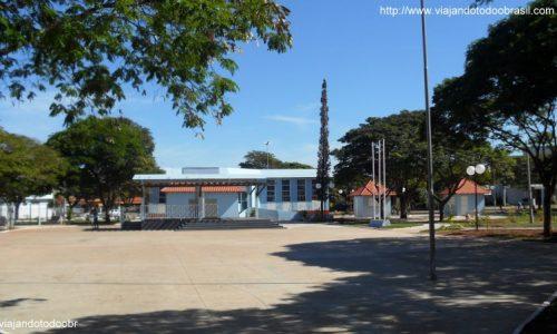 Deodápolis - Praça Adelaide Alves de Lima