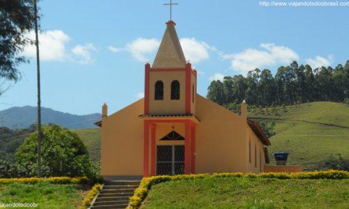 Dores do Rio Preto - Igreja Santa Teresinha