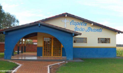Douradina - Capela João Branti