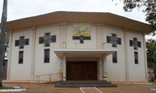 Eldorado - Igreja de Nossa Senhora Aparecida