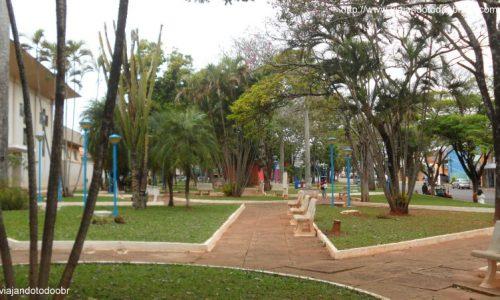 Eldorado - Praça da Igreja Matriz