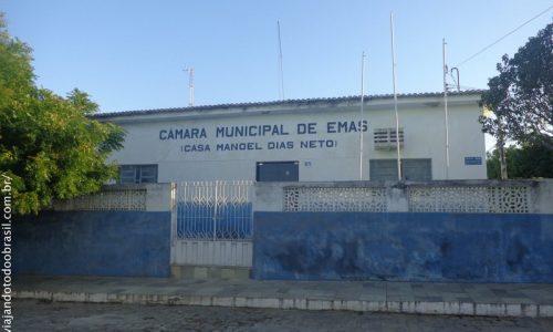 Emas - Câmara Municipal