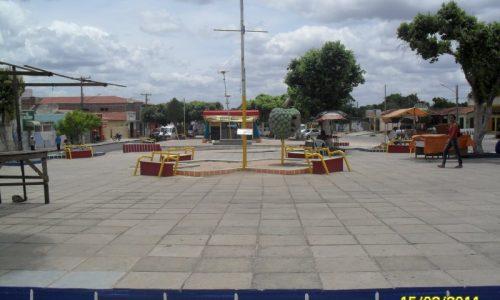 Estrela de Alagoas - Praça Luiz Duarte