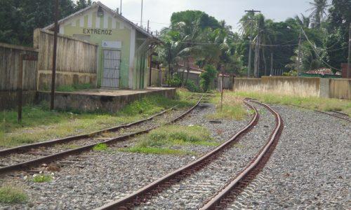 Extremoz - Antiga Estação Ferroviária