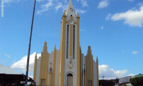Exu - Igreja Matriz do Senhor Bom Jesus dos Aflitos