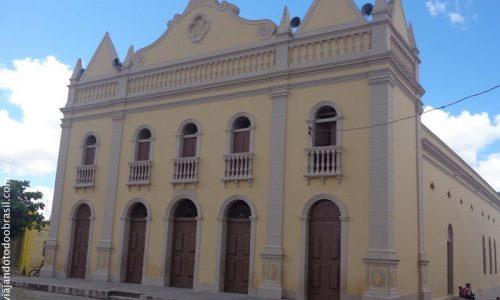 Fagundes - Igreja São João Batista