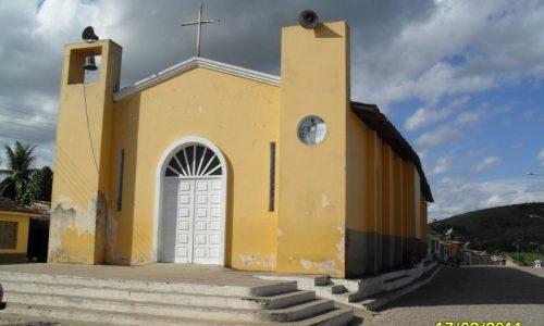 Flexeiras - Igreja de São Benedito