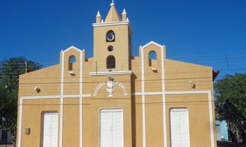 Francisco Dantas - Igreja Sagrada Família
