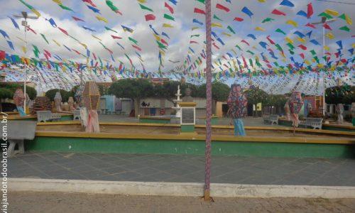 Frei Martinho - Praça Janúncio Pereira da Silva