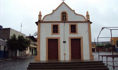 Frei Miguelinho - Antiga Igreja de São José