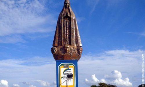 Gameleira de Goiás - Imagem em homenagem a Nossa Senhora Aparecida