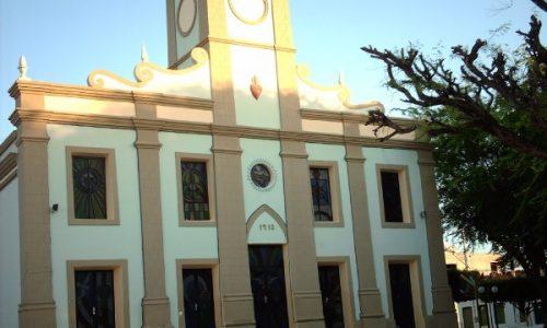 Gararu - Igreja Matriz do Senhor Bom Jesus dos Aflitos