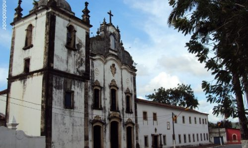 Goiana - Convento e Igreja de Santo Alberto de Sicília