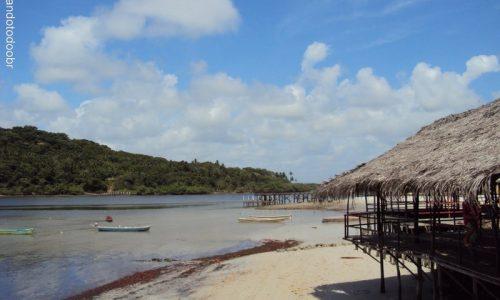 Goiana - Praia da Barra de Catuama (Vila de Catuama)