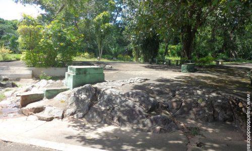 Goiás - Parque Ecológico de Águas de São João (Distrito São João Batista)