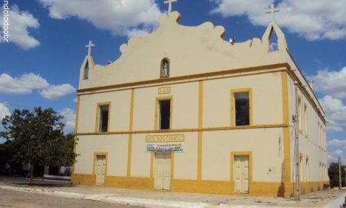 Granito - Igreja Nossa Senhora do Bom Conselho