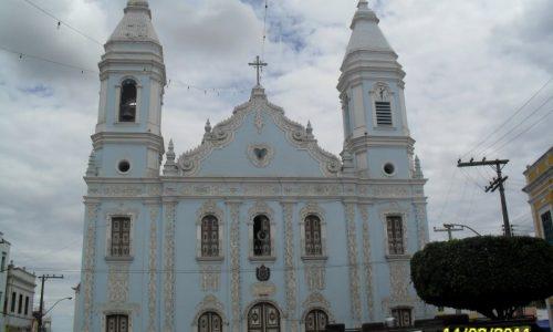 Água Branca - Igreja Nossa Senhora do Rosário