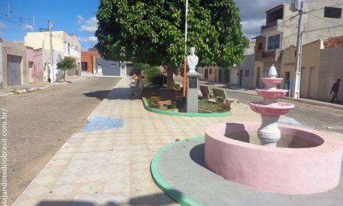 Água Branca - Praça Félix Barbosa