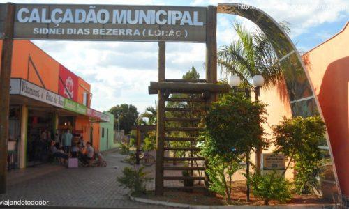 Água Clara - Calçadão Municipal