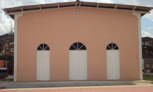 Água Preta - Igreja de Santa Terezinha