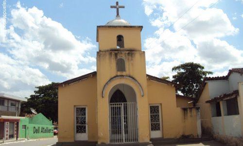 Água Preta - Igreja de São José da Agonia